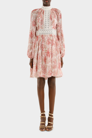 Giambattista Valli - GIAMBATTISTA VALLI PV5072/627 GEORGETTE DRESS