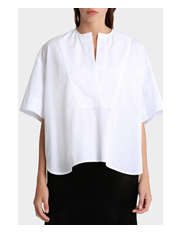 Georgia Alice - Coconut Cropped Shirt