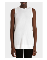 DKNY Pure - Slvls Tank Top With Seam Details