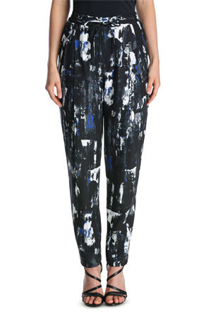 MCQ Alexander McQueen - Pleat Front Loose Trousers