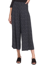Micro Tulip Pleated Trouser