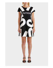 Moschino Boutique - Tee Dress