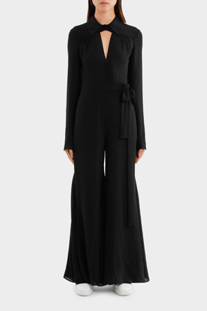 MCQ Alexander McQueen - Flared All In One