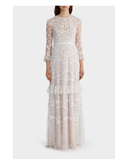 Needle & Thread - Shadow Lace Gown