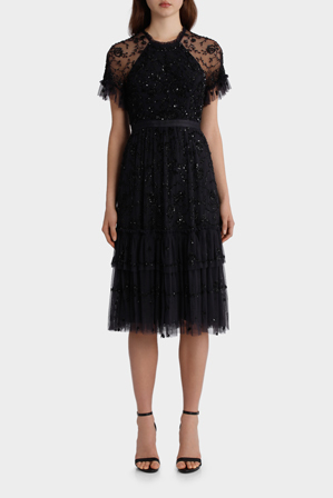 Needle & Thread - Constellation Lace Dress
