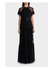 Needle & Thread - Constellation Lace Gown