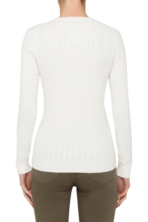 Tommy Hilfiger - Classic Cable Crew Neck Sweater