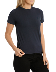 Tommy Hilfiger - Allie C-Neck Tee