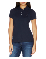 Nautica - Short Sleeve Solid Polo