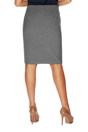 Nautica - Ponte Pencil Skirt