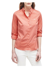 Lacoste - Slim Fit Stretch Poplin Shirt