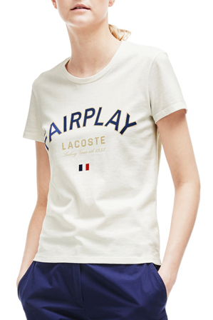 Lacoste - Fairplay Tee