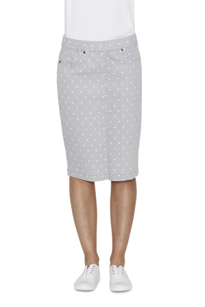 Gordon Smith - Stretch Spot Skirt