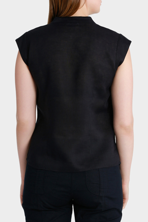 Yarra Trail - S/L Pocket Detail Vest
