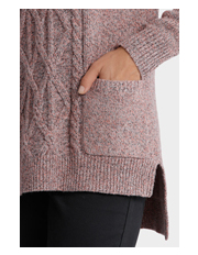 Yarra Trail - Cable Sweater