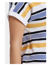 Yarra Trail - Multi Stripe Tee