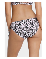 Piper - Jungle Animal Print Tie Side Bikini Pant
