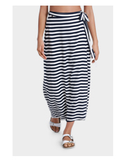 Cozi by Jennifer Hawkins - Oceanic Stripe Maxi Skirt