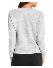 Seafolly - Looped Flock Logo Pullover
