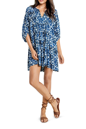 Seafolly - Shibori Smock Dress