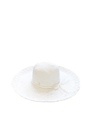 Seafolly - Woven Ribbon Hat