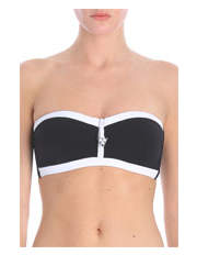 Seafolly - Block Party Bandeau Bustier