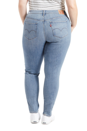 Levis Plus - 311 PL Shaping Skinny