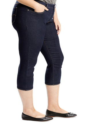 Levis Plus - Shaping Capri