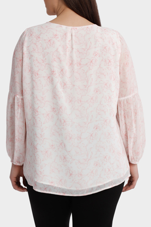 Estelle - Delicate Floral Top