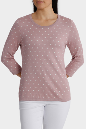 Regatta Petites - Essential Spot 3/4 Sleeve Jumper