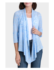 Regatta Petites - Essential Burnout 3/4 Sleeve Cardigan