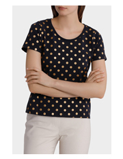 Regatta Petites - Essential Cotton Foil Short Sleeve Tee