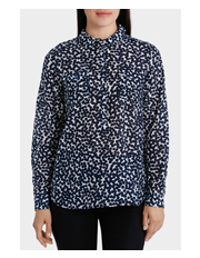 Trent Nathan - Spotty Katrina Silk Cotton Shirt