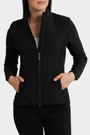 Regatta - Quilted Active Long Sleeve Jacket