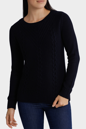 Regatta - Cable Placement Long Sleeve Jumper