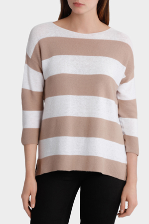 Regatta - Neutral Tonal 3/4 Sleeve Jumper