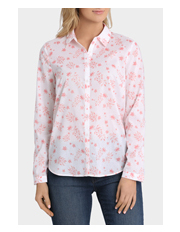 Regatta - Painted Floral 3/4 Sleeve Shirt