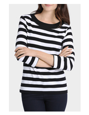 Regatta - Duo Stripe 3/4 Sleeve Tee