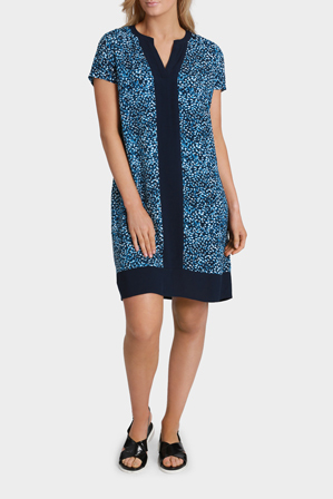 Regatta - Panel Viscose Short Sleeve Dress