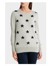 Hi There From Karen Walker - Star Novelty Knit
