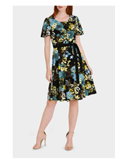 Leona by Leona Edmiston - Aster Print Dress