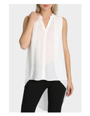 Wayne Cooper - Wrap Around Sleeveless Shirt