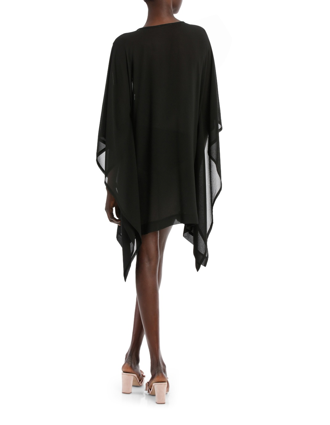 Wayne cooper black kaftan dress