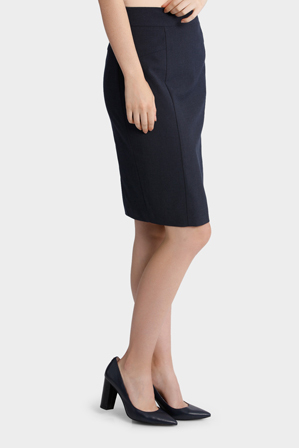 Basque - Micro Step Suit Skirt
