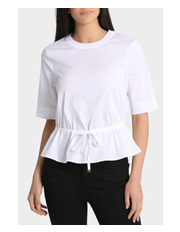 Piper - Drawstring Waist Top