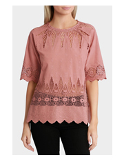 Piper - Cut Out Top
