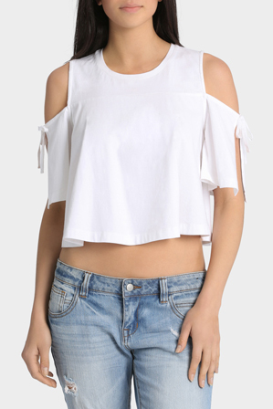 Piper - Cold Shoulder T-shirt