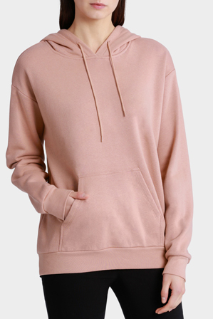 Piper - Sweat Top with Hood