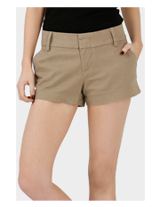 Piper Essentials - Short with patch pockets