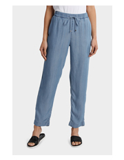 Piper - Tencel Pant with Straight Leg